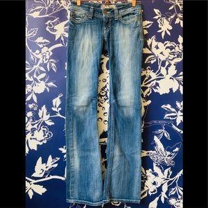 BKE Stella Bootcut Jeans 25L